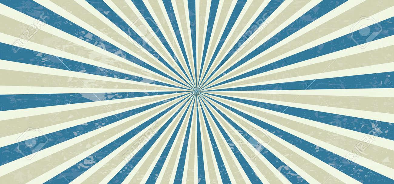 Starburst style shapes Stripes retro pop art 80's 70's years background Funny vector comic clipart line Geometric seamless pattern elements Sunshine cartoon line radial lines rays burst Sun Sunburst - 155191942