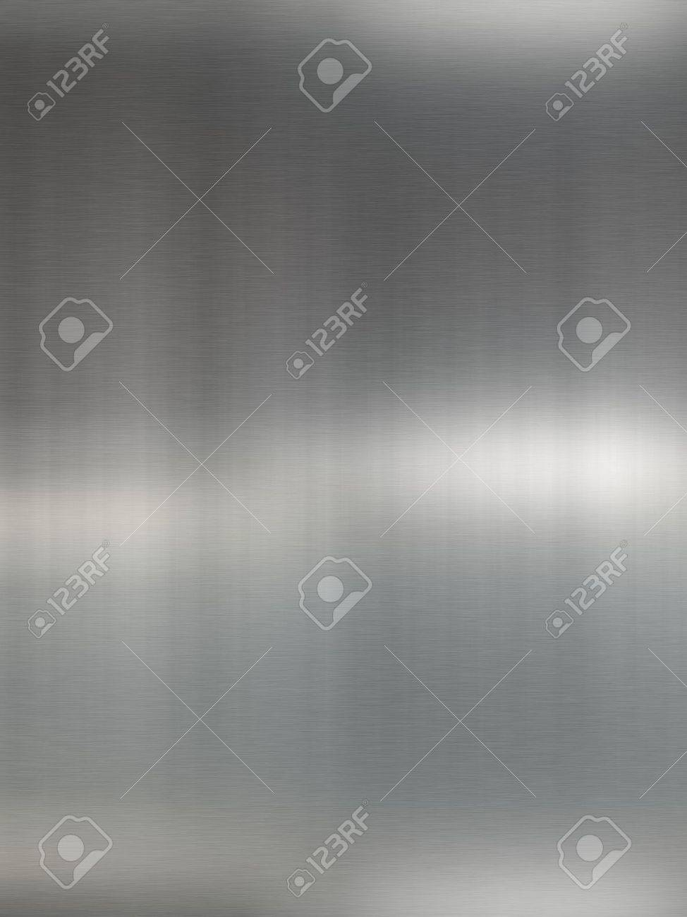 brushed metal texture Stock Photo - 6069320