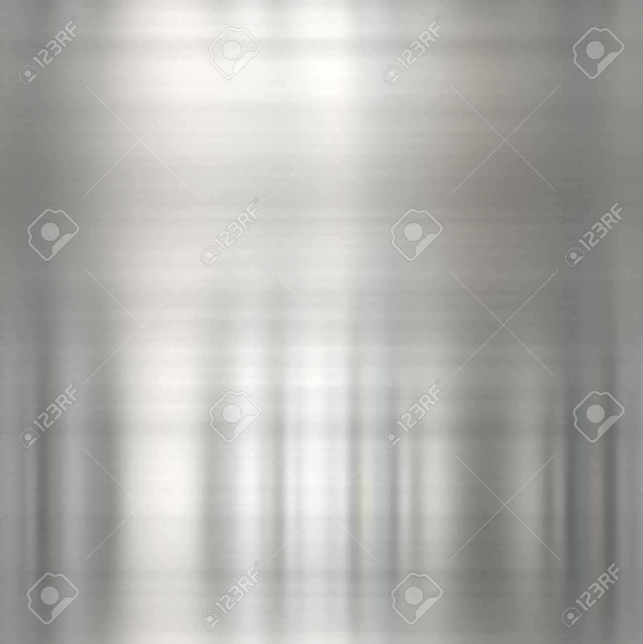 An illustration of a brushed metal texture Stock Photo - 6735484