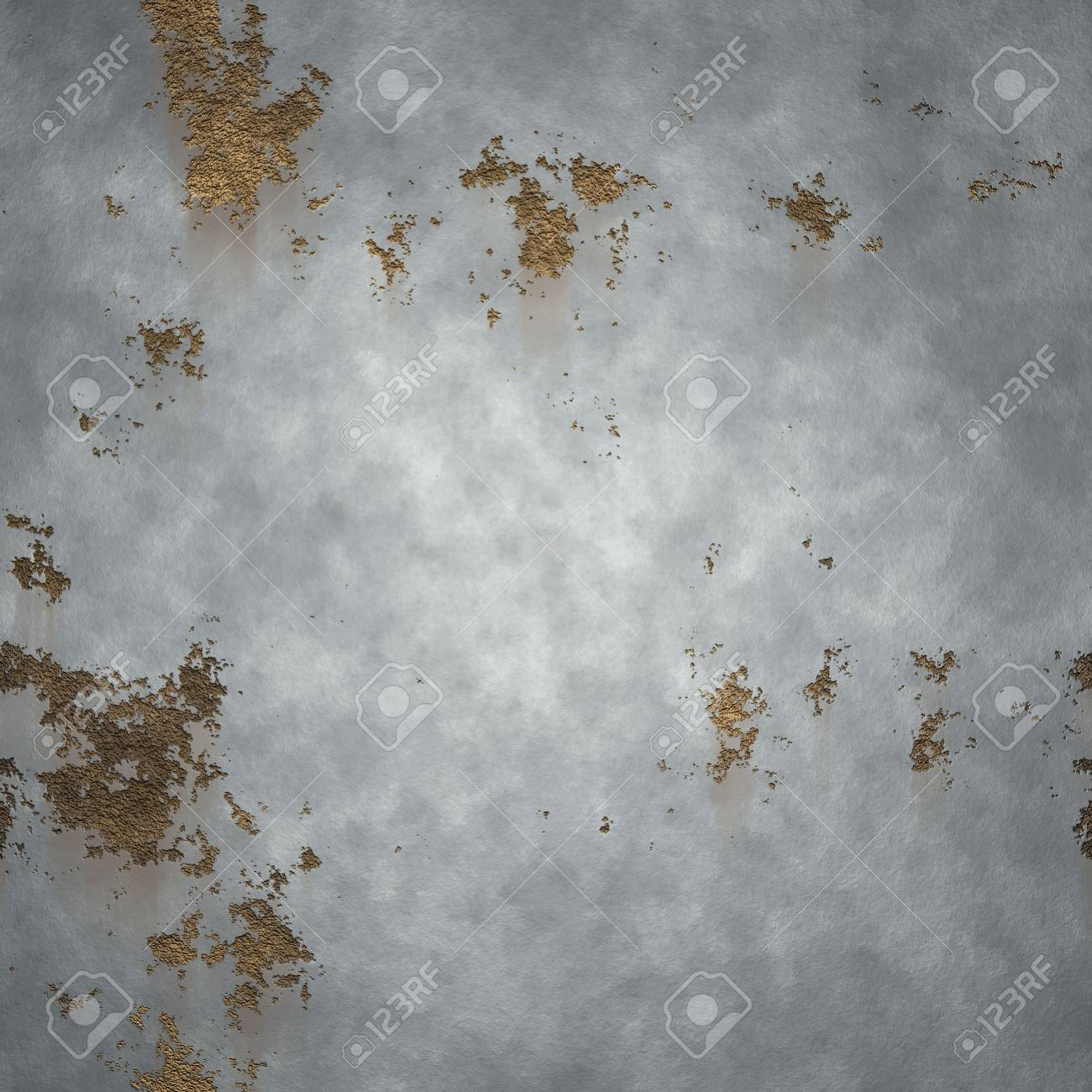 An illustration of a rusty metal texture Stock Illustration - 6783472