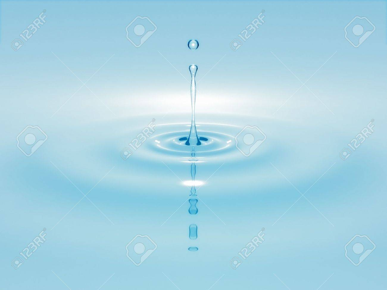 An image of a nice water drop background Stock Photo - 7462968