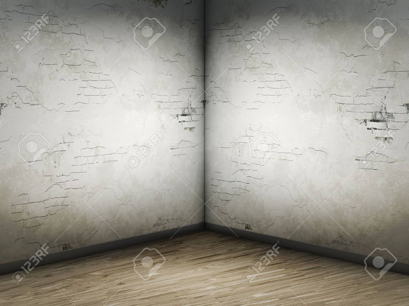 An image of a room with space for your content Stock Photo - 9750000