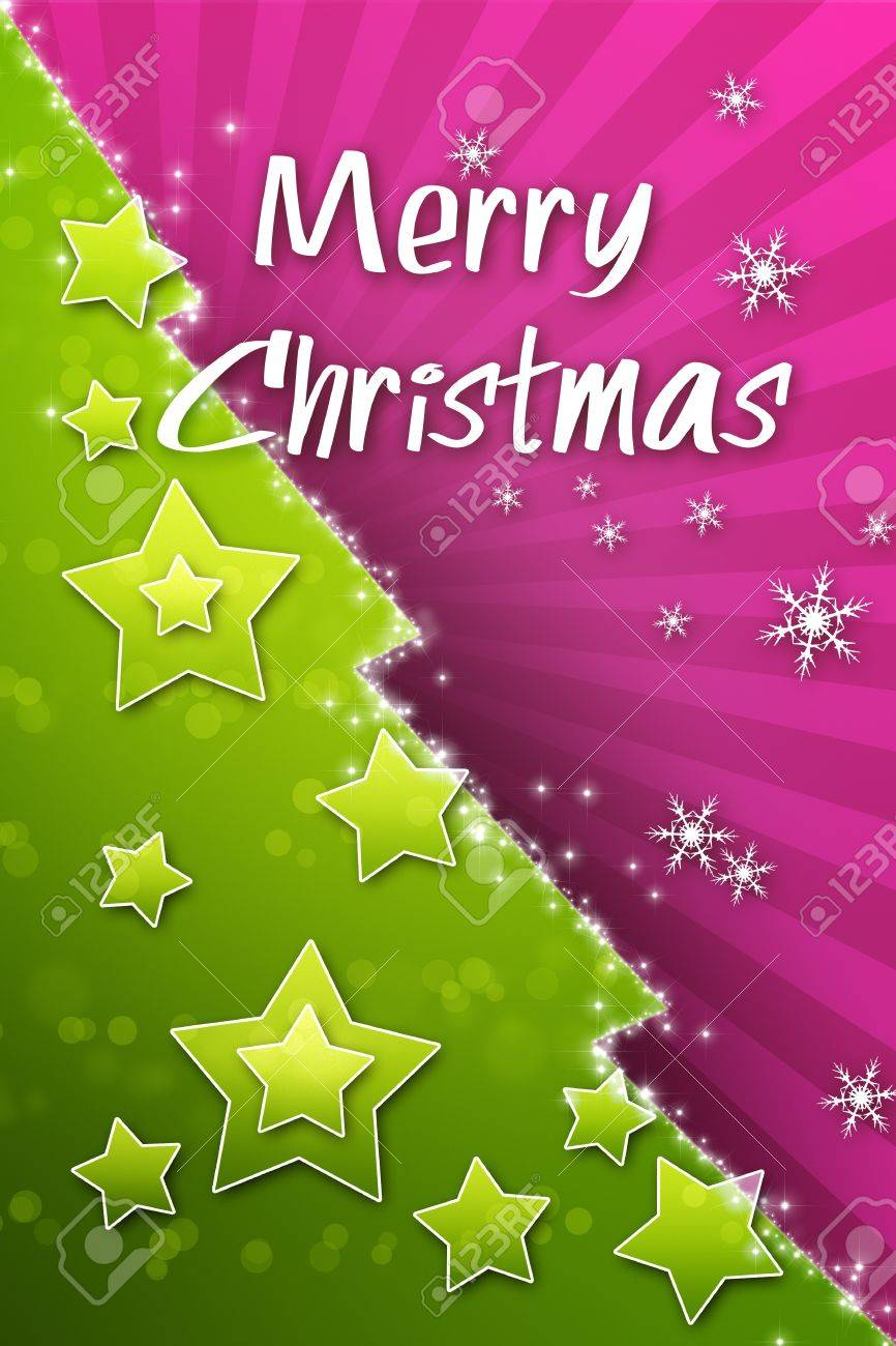 An image of a nice christmas background Stock Photo - 10505260