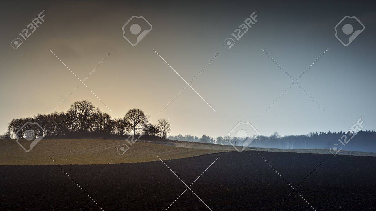 An image of a nice autumn landscape Stock Photo - 15352900