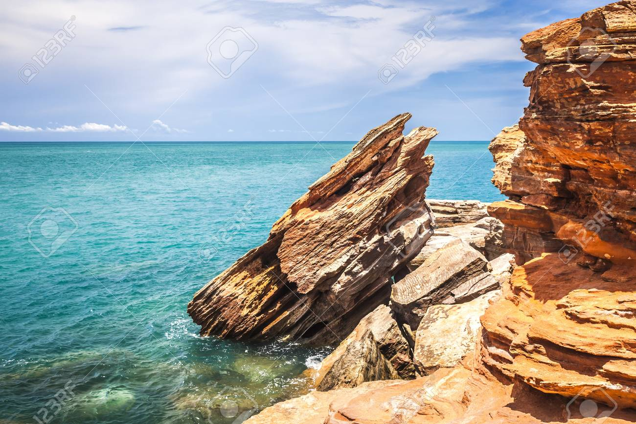 An Image Of The Nice Landscape Of Broome Australia Stock Photo Picture And Royalty Free Image Image 17587513