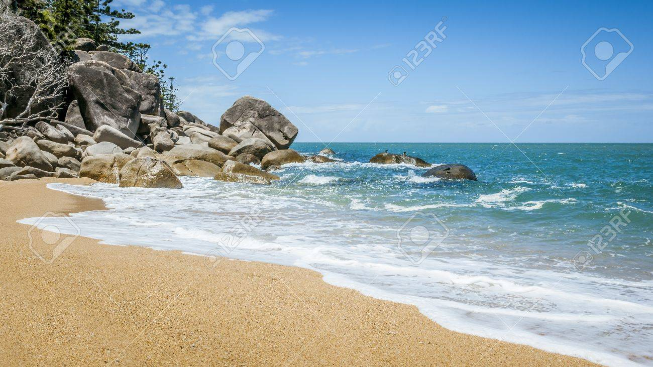 An image of the Magnetic Island Australia Stock Photo - 18145693