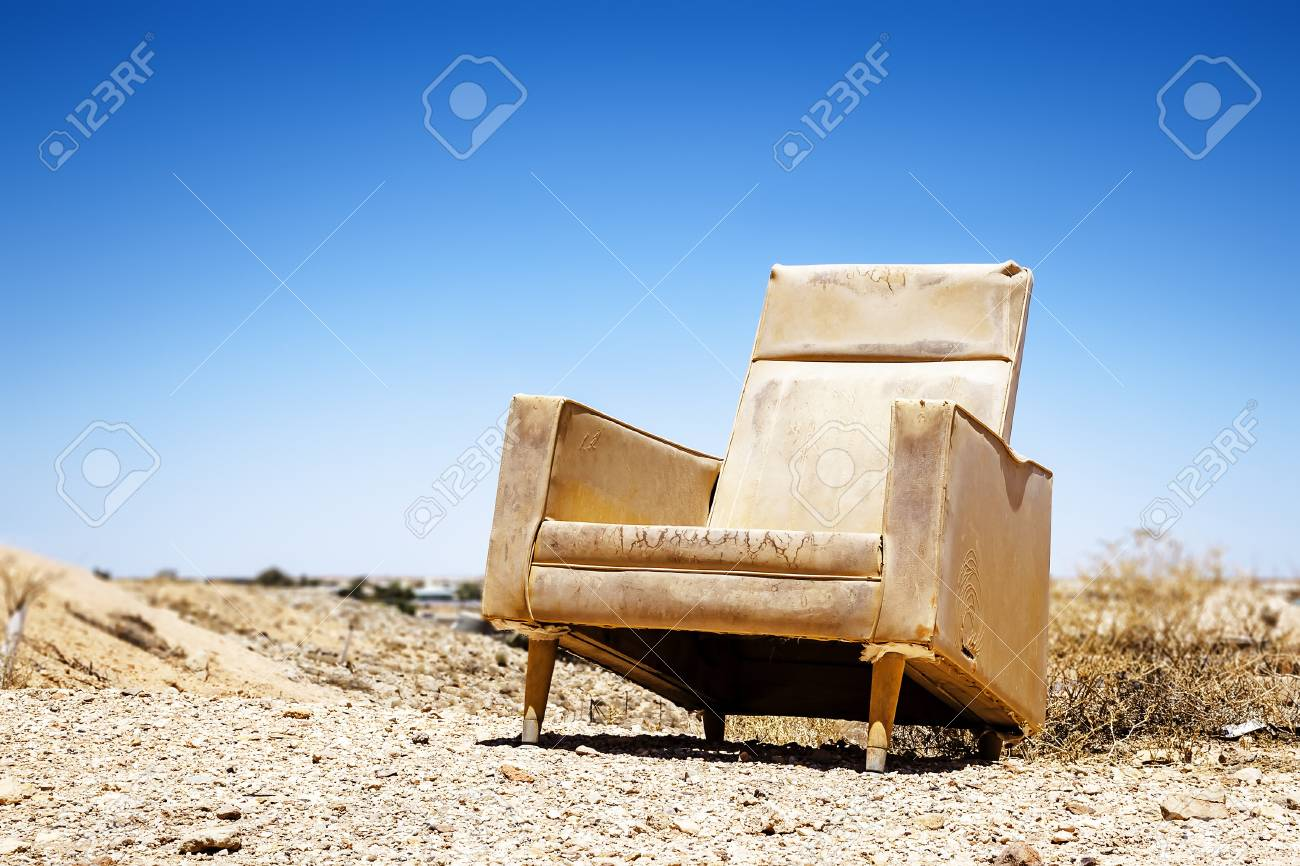 An image of an old chair outdoor Stock Photo - 18182142