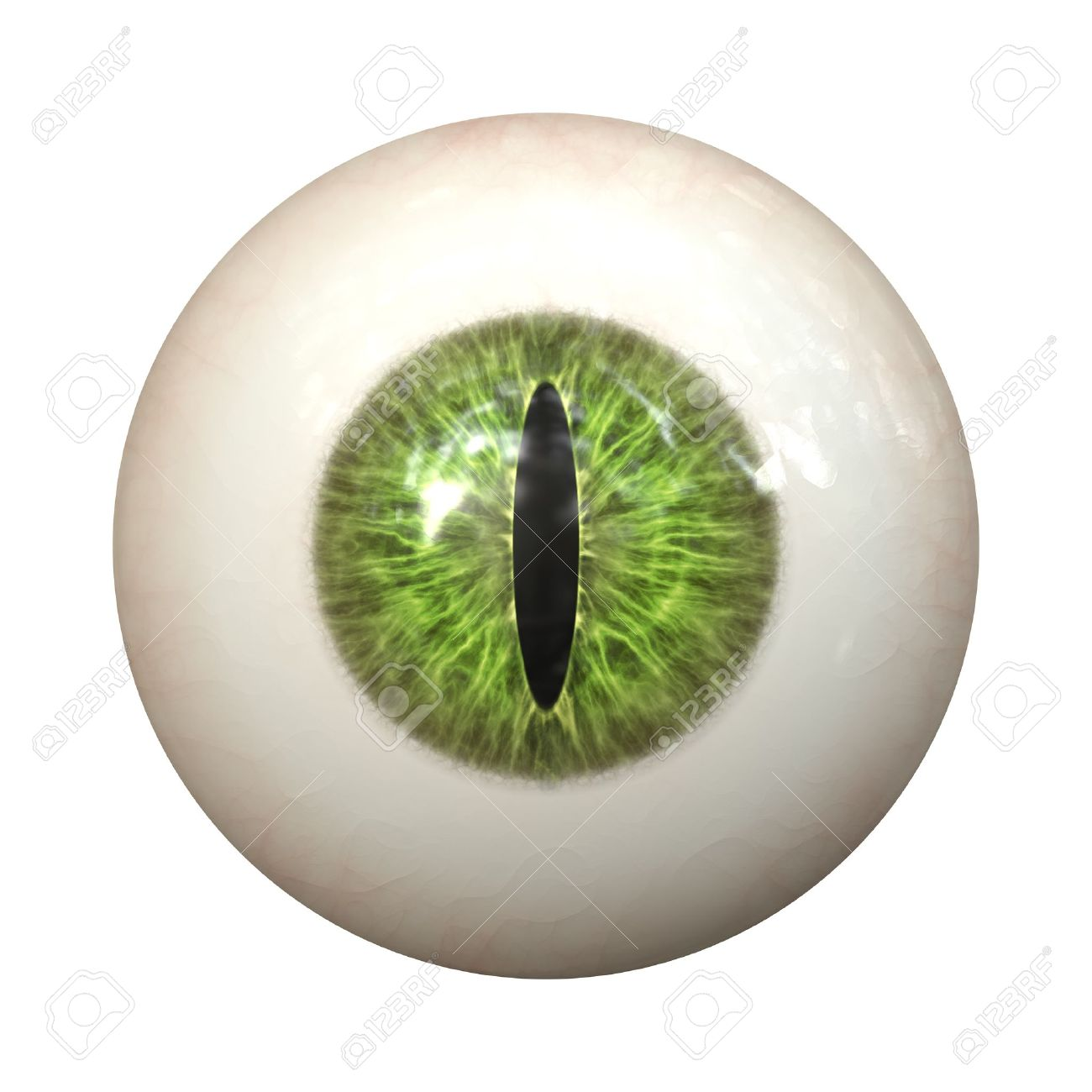 An Image Of A Nice Green Cat Eye Texture Stock Photo, Picture And ...