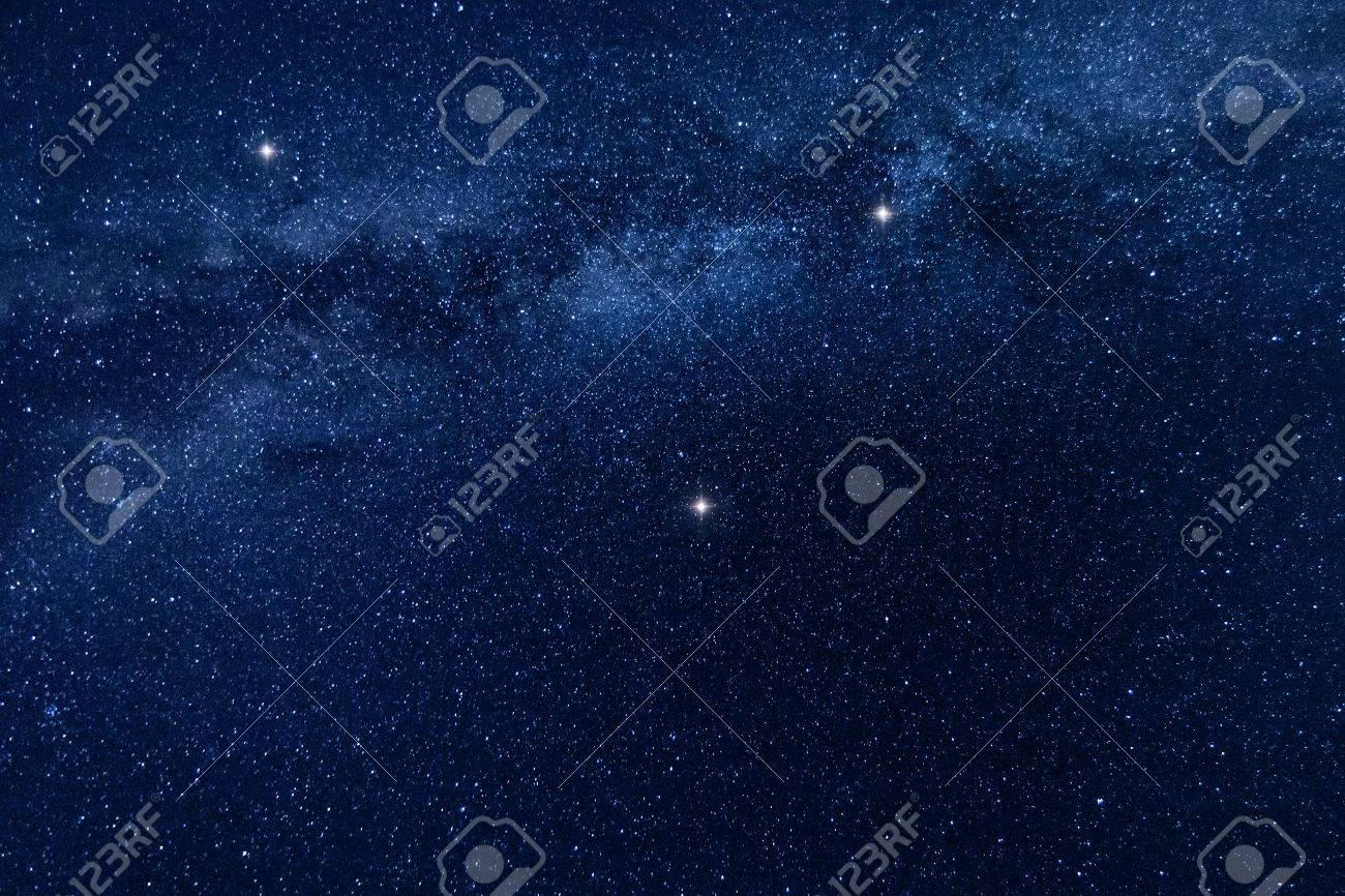 A background image of the milky way stars - 30113543