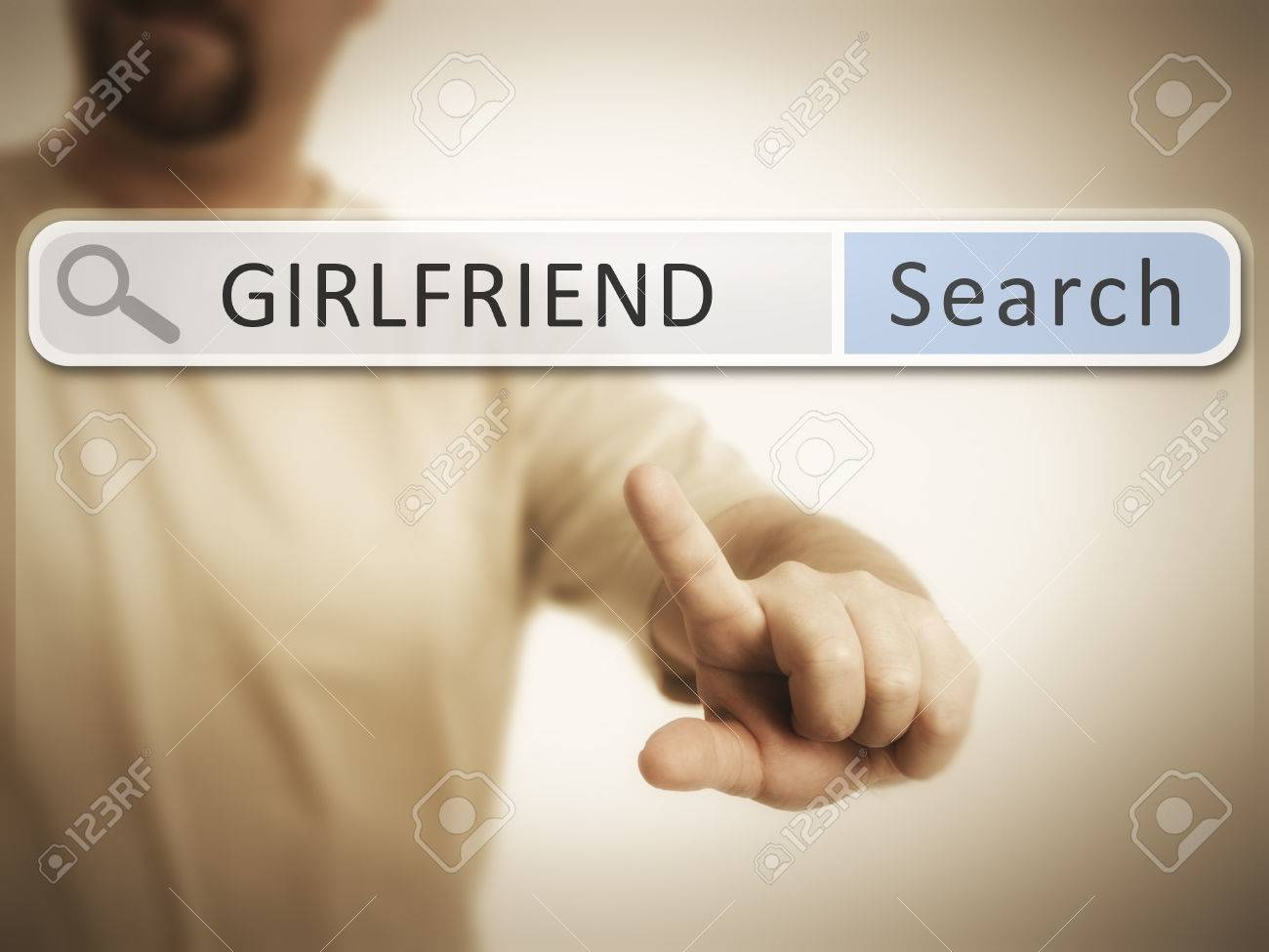Search girlfriend number