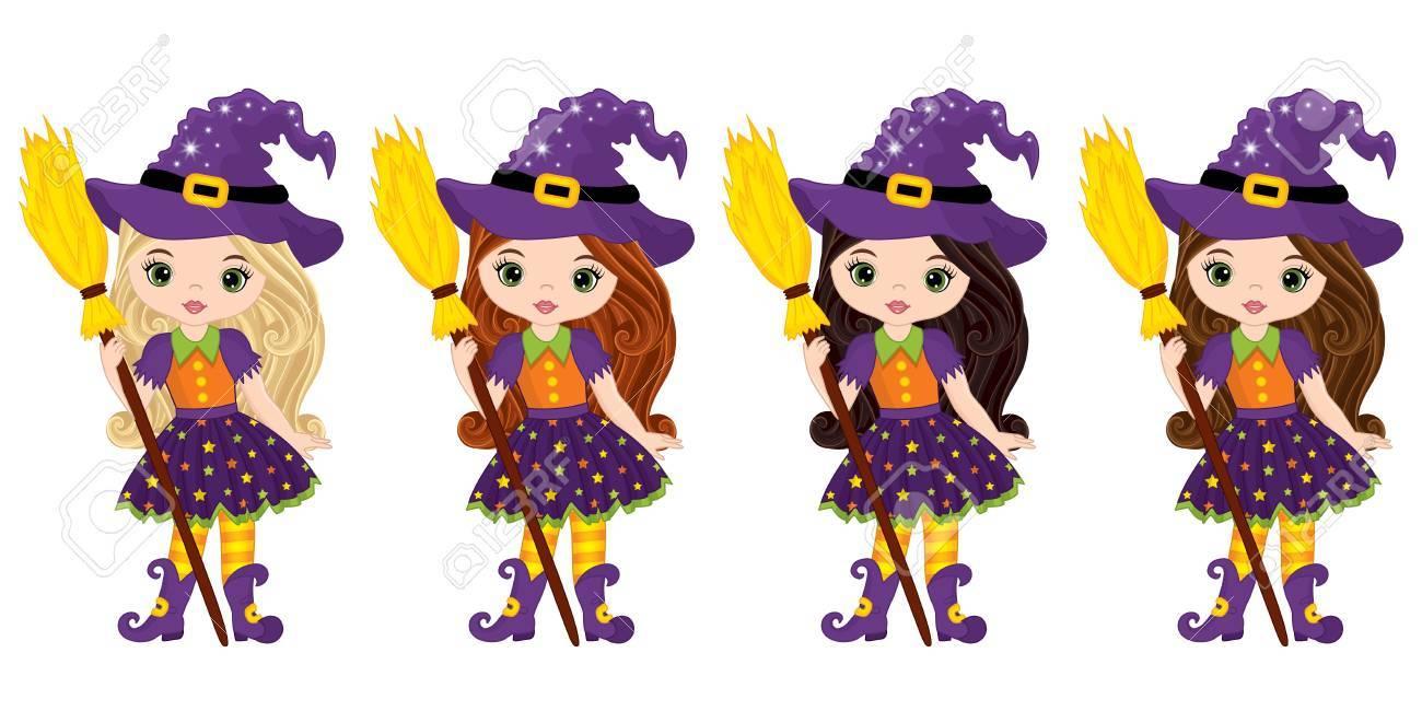 Κάτι σαν ρέμπους.  - Page 4 84724949-vector-cute-little-witches-with-broomsticks-vector-halloween-witches-with-various-hair-colors-hallow