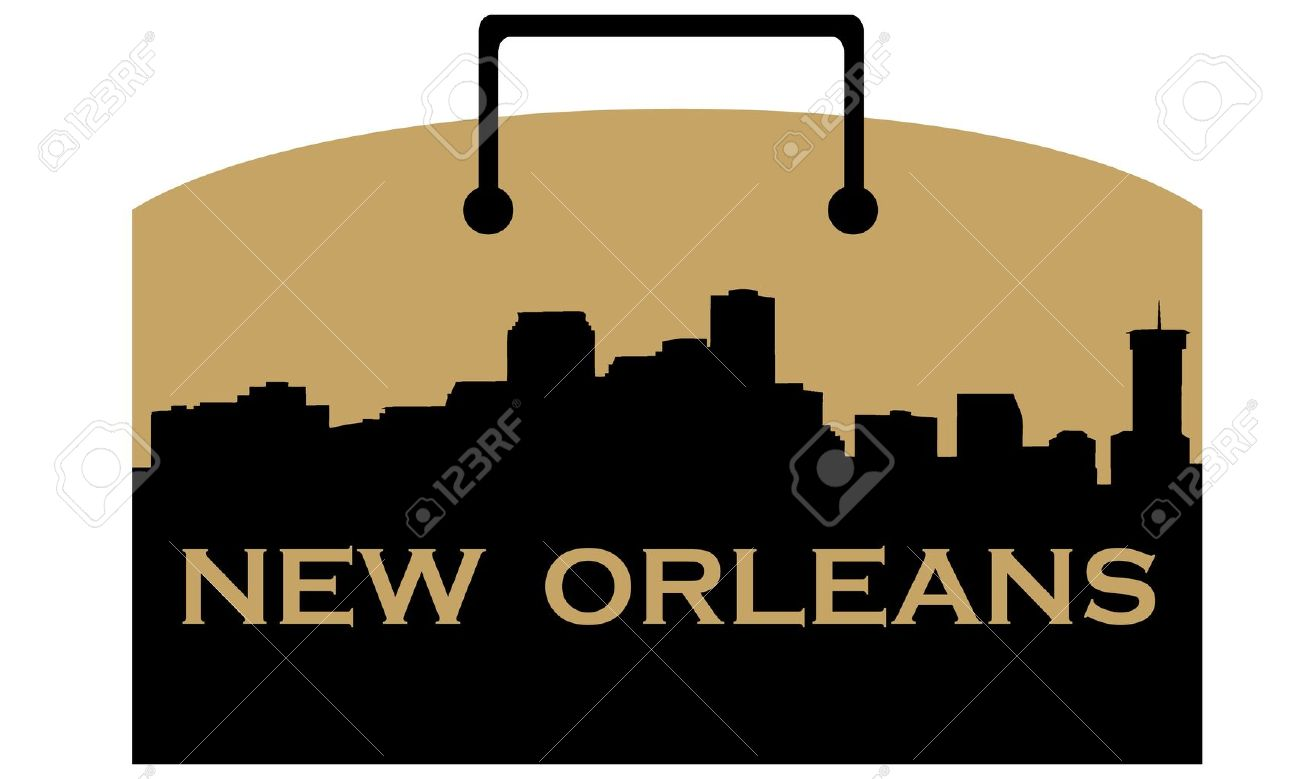 New Orleans City Skyline City of New Orleans High Rise