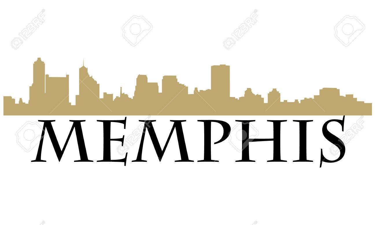 city of memphis high rise buildings skyline royalty free cliparts rh 123rf com vector cityscape vector city minecraft map