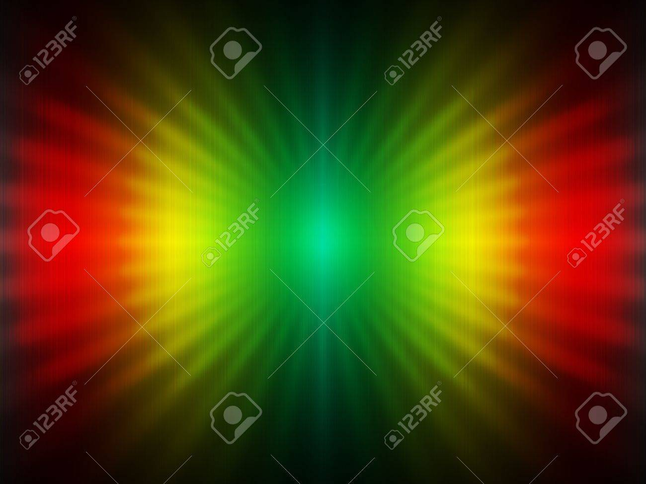 Multicolor Abstract Background Stock Photo - 8969857