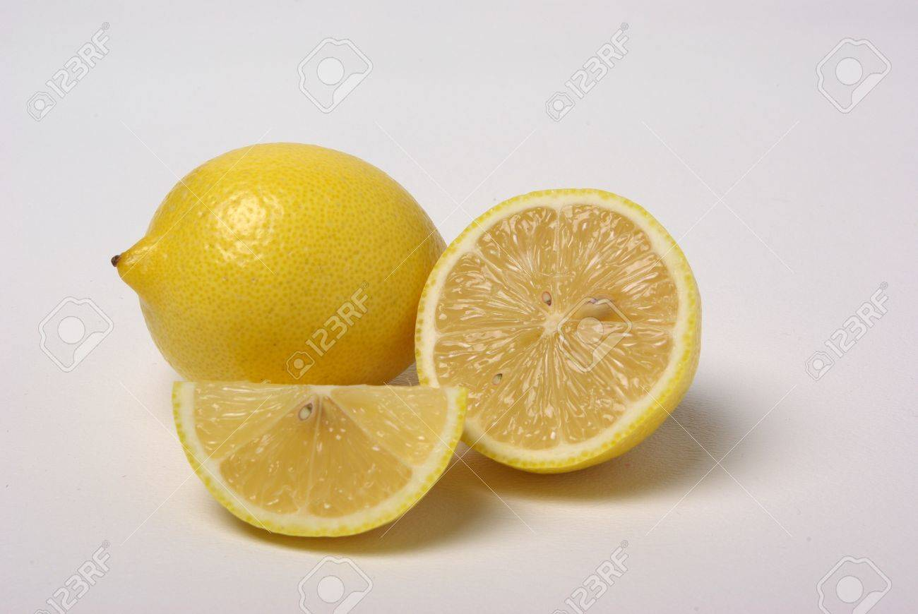 of a quarter of a lemon Quarter Lemon