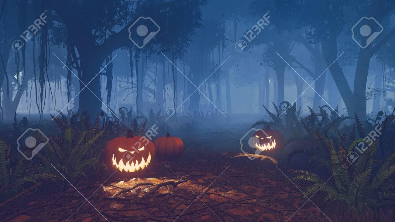 Halloween Scene Images & Stock Pictures. Royalty Free Halloween ...