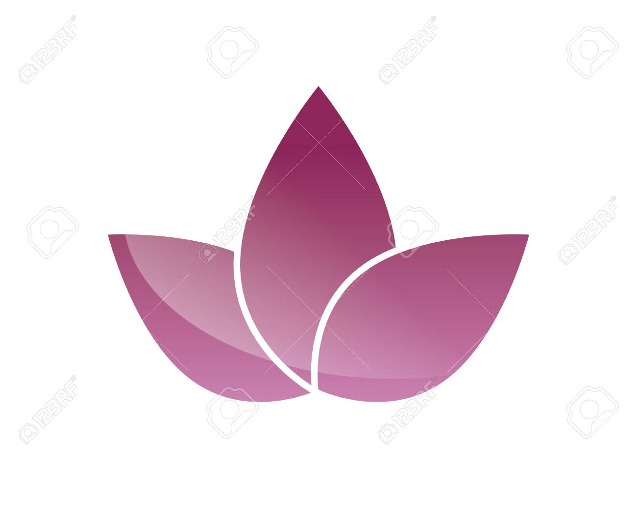 Lotus flower spa logo royalty free cliparts vectors and stock lotus flower spa logo stock vector 76523076 izmirmasajfo