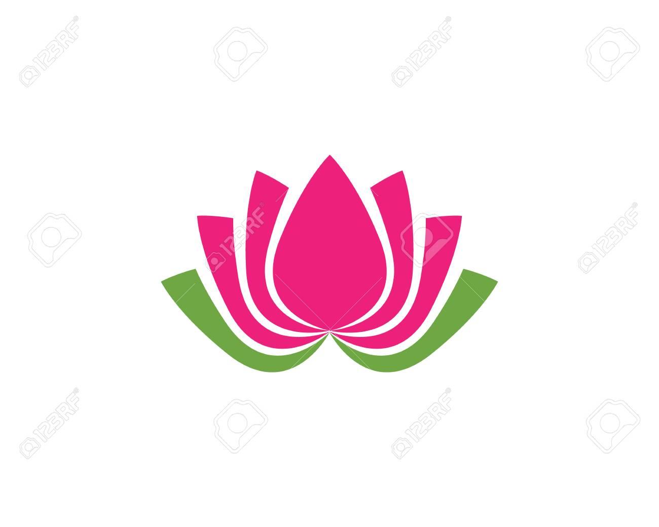 lotus flowers logo royalty free cliparts vectors and stock rh 123rf com  lotus flower logo design
