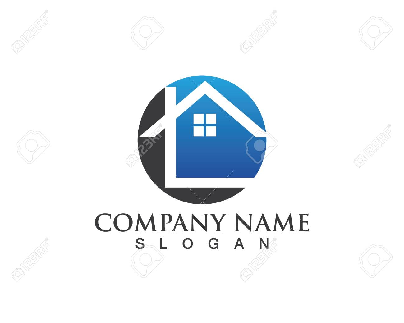 Home Sweet Home Logo And Symbols Stock Vector   81706512