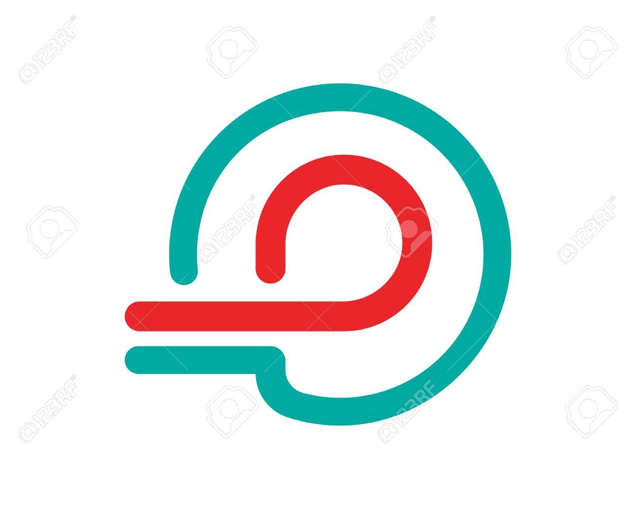 Résumé Arrière Plan Entreprise Nettoyer Couleur Coloré Entreprise Concept Entreprise Créative élément Emblème Plat Police Géométrique