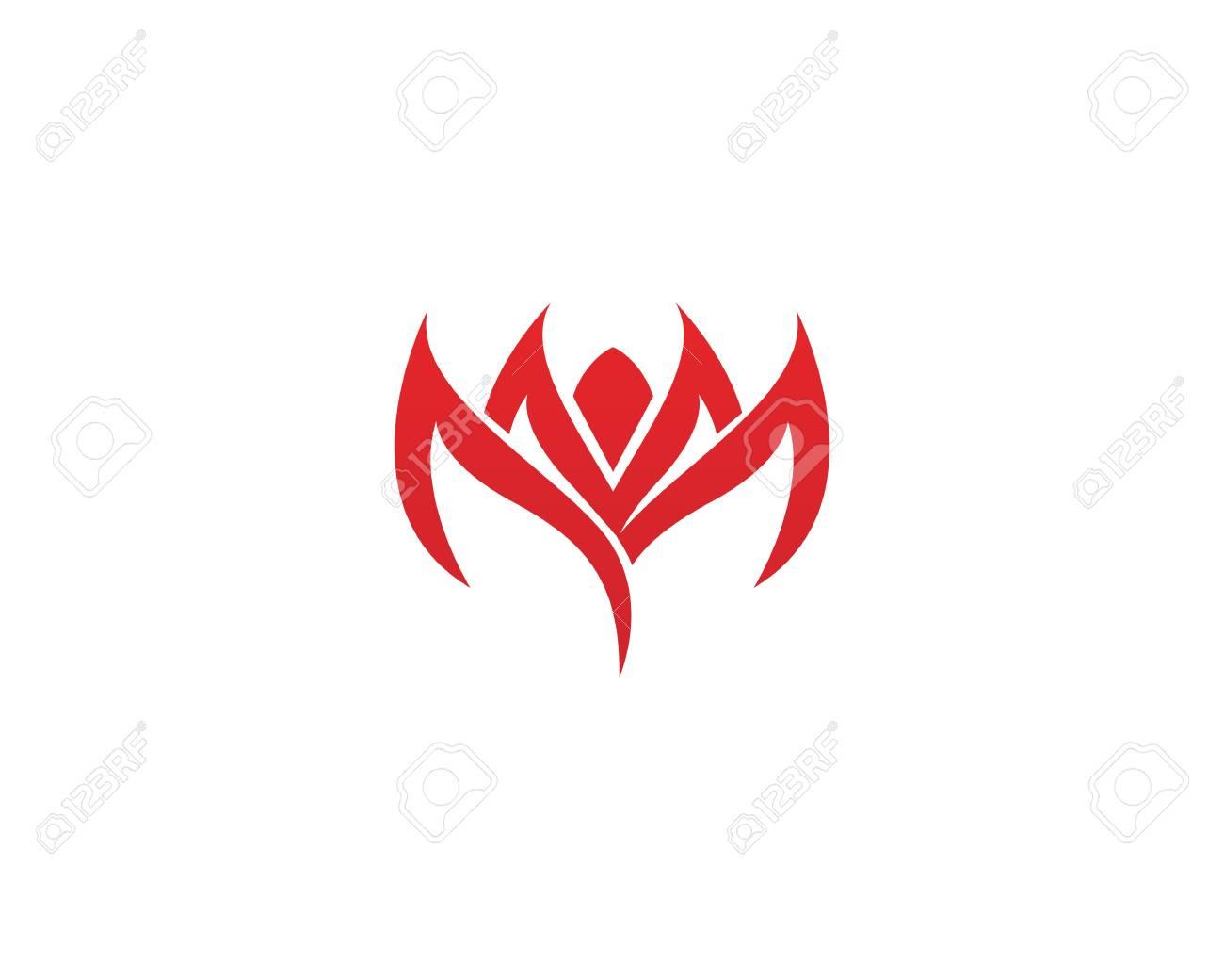 Leaf lotus flower icon and symbols vector royalty free cliparts leaf lotus flower icon and symbols vector stock vector 95411266 mightylinksfo