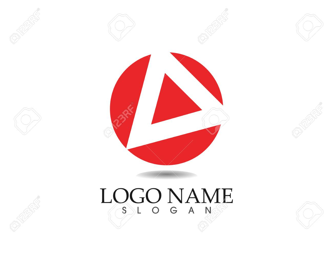 Business Logo Design App Free: Business Abstract Logo Design Template Icons App Royalty Free rh:123rf.com,Design