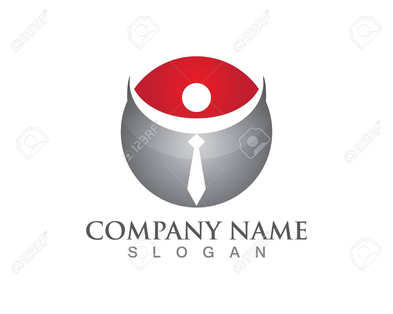 tuxedo man logo and symbols black icons template ロイヤリティフリー