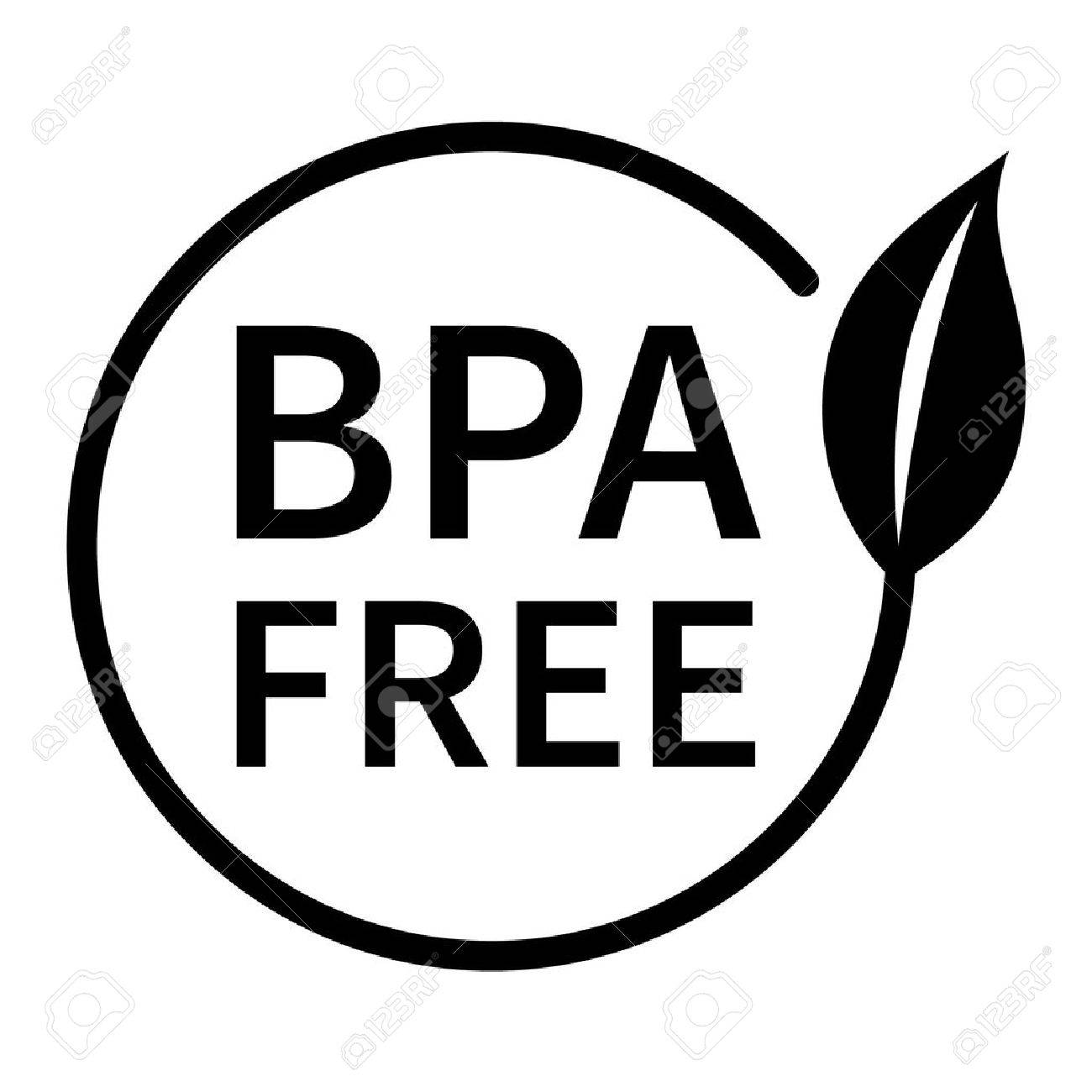 Bpa bisphenol a and phthalates free flat badge icon for non toxic bpa bisphenol a and phthalates free flat badge icon for non toxic plastic stock vector biocorpaavc Images