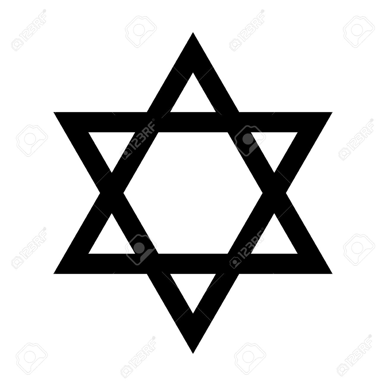 Star of david symbol of judaism flat icon for apps and websites star of david symbol of judaism flat icon for apps and websites banque d biocorpaavc Choice Image