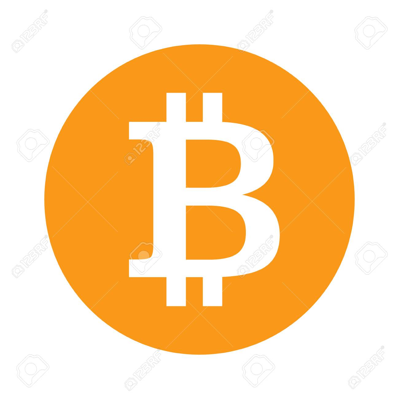 Bitcoin cryptocurrency gold round flat icon for apps and websites bitcoin cryptocurrency gold round flat icon for apps and websites stock vector 50177531 buycottarizona Image collections