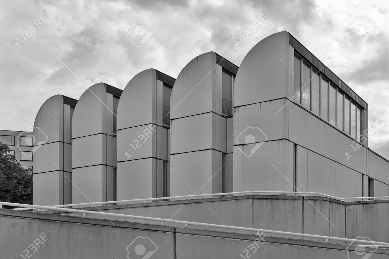 Berlin Deutschland Juli 2015 Das Bauhaus Archiv Museum Des