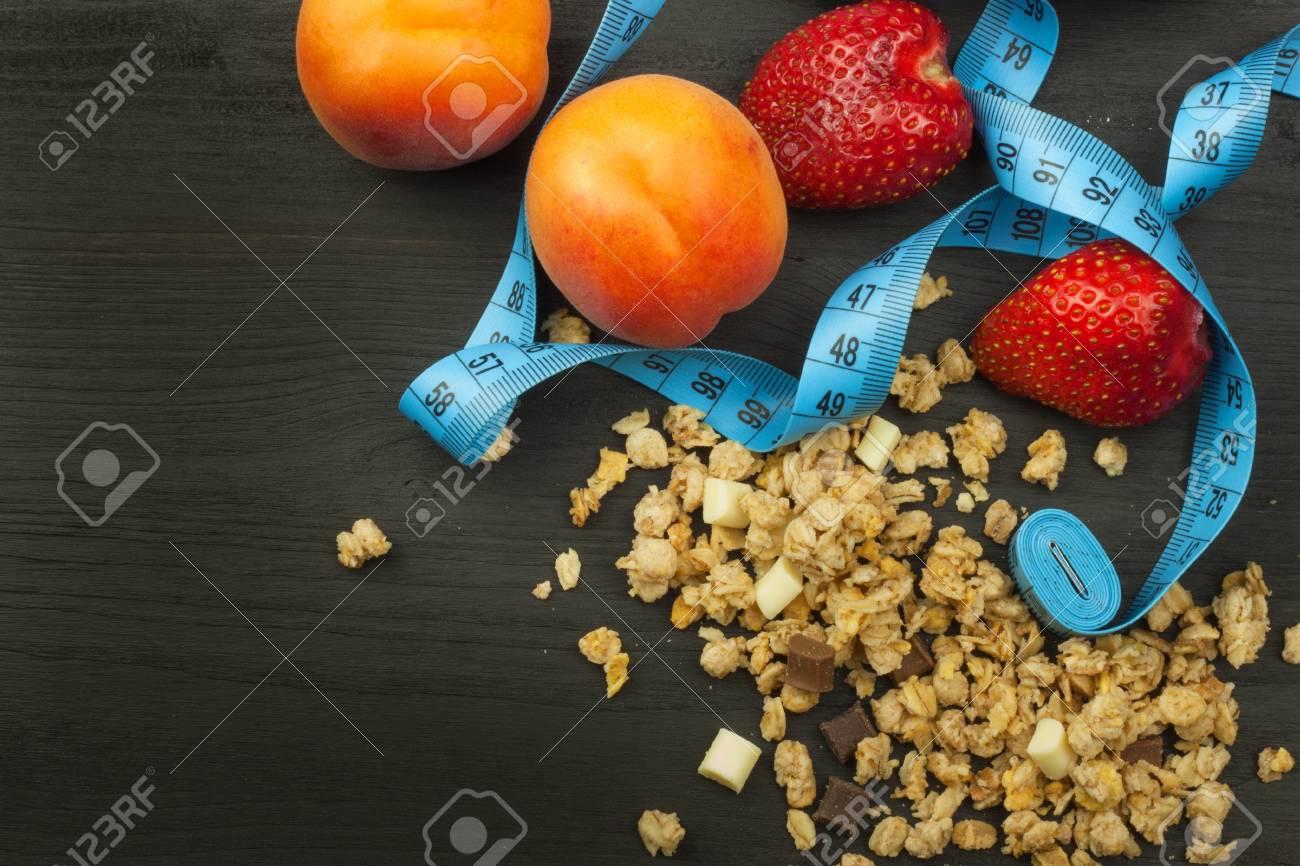 dieta muesli para bajar de peso