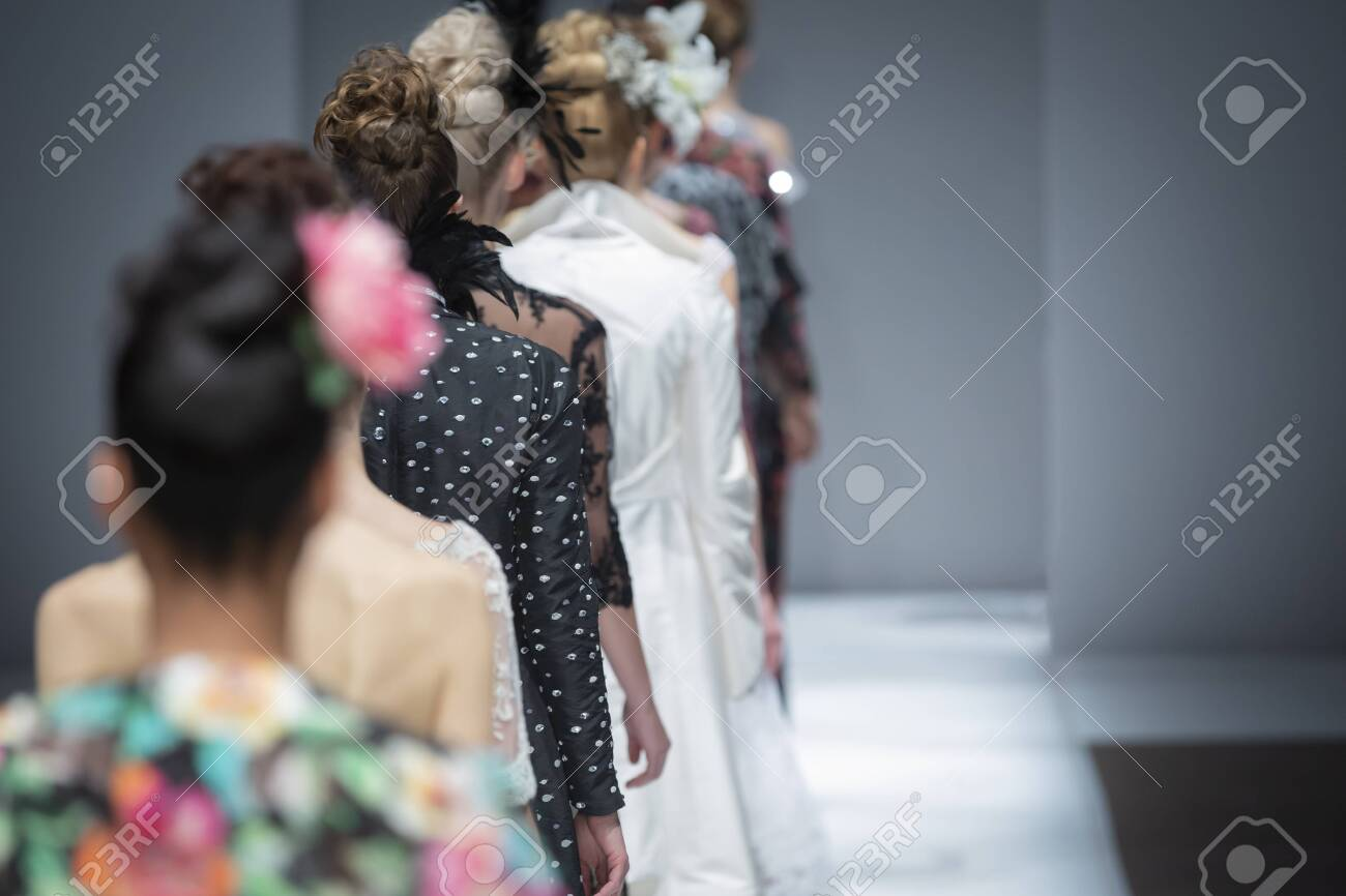 Fashion Show, Catwalk Event, Runway Show themed photo. - 140950428