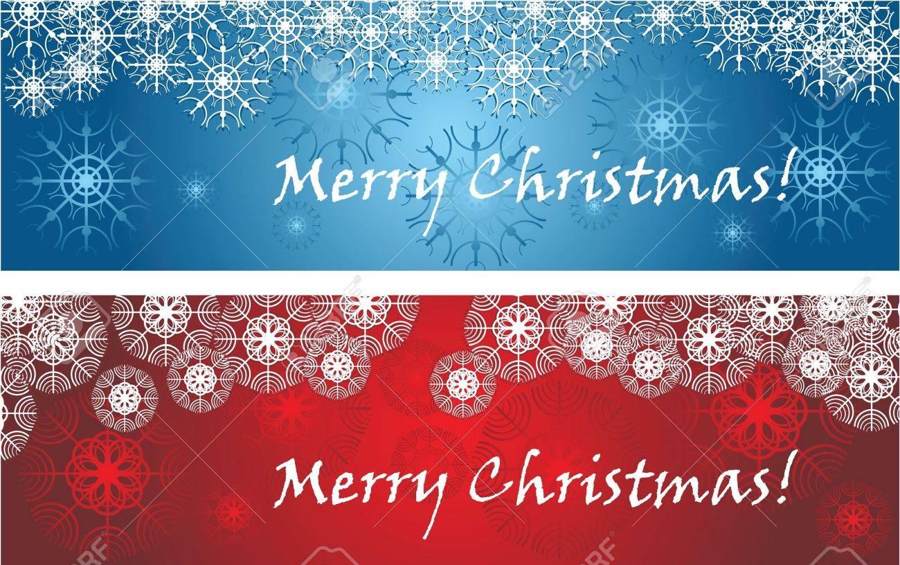 Christmas Banners Part - 26: Christmas Banners Stock Vector - 14269733