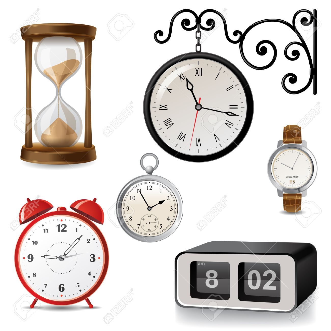 tipi di orologi