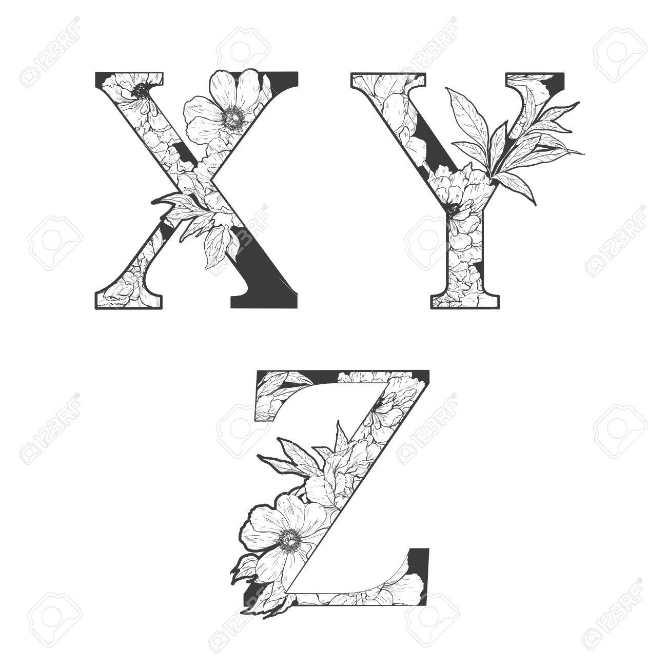 alphabet datant lettre a