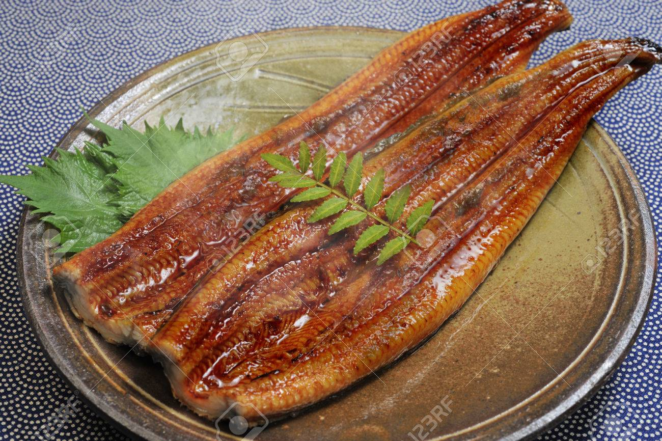 Baked eel - 61379107