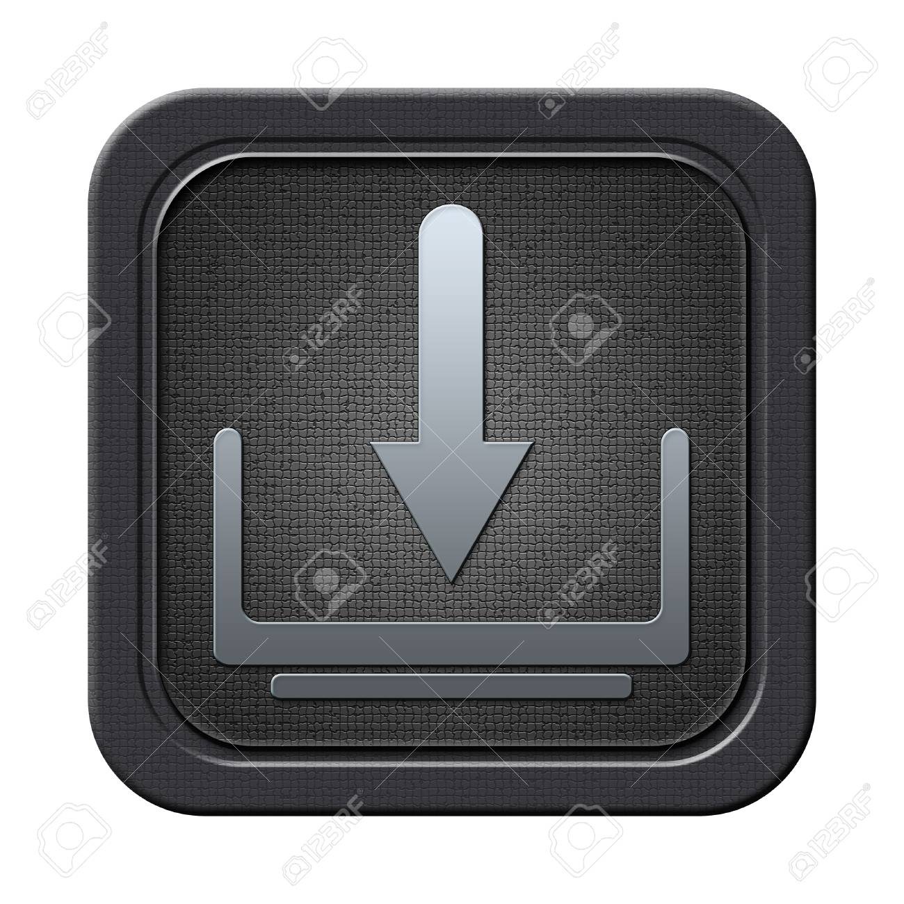 Download button Stock Photo - 23682225