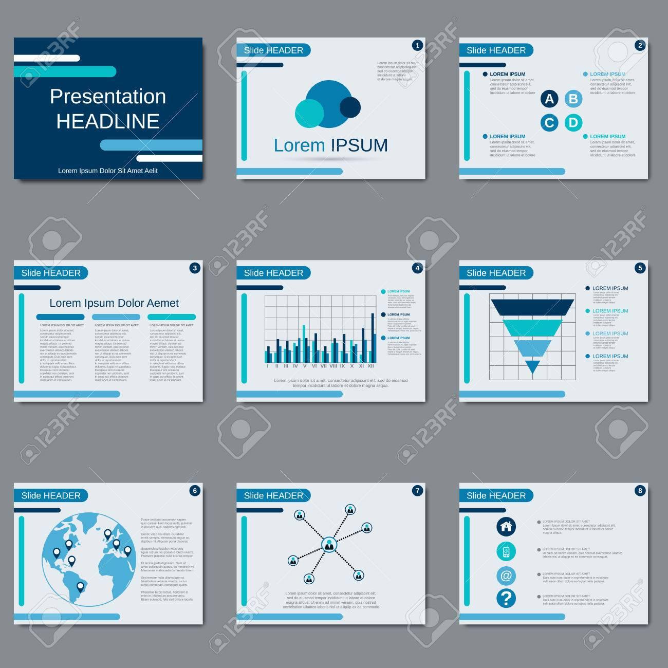 business presentation, slide show, brochure, booklet, flyer, Presentation templates