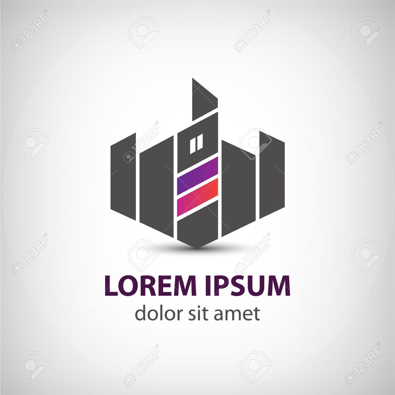 Logo house creatives