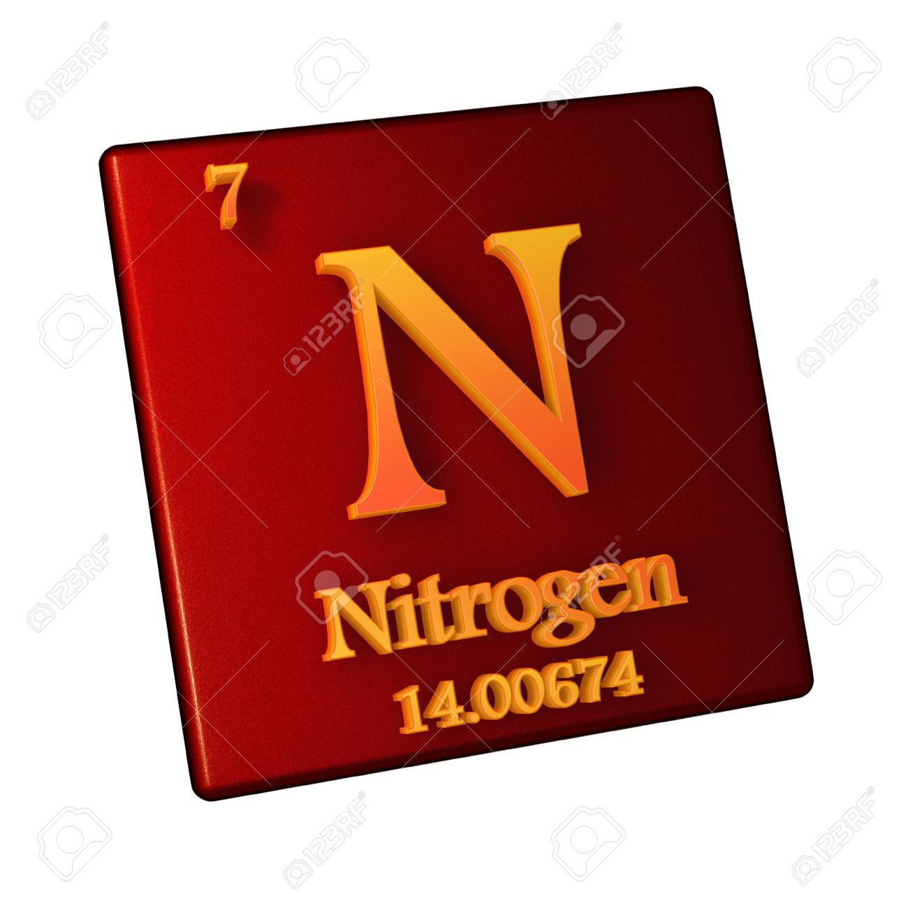 Nitrogen chemical element number 7 of the periodic table of stock illustration nitrogen chemical element number 7 of the periodic table of the elements 3d illustration urtaz Image collections
