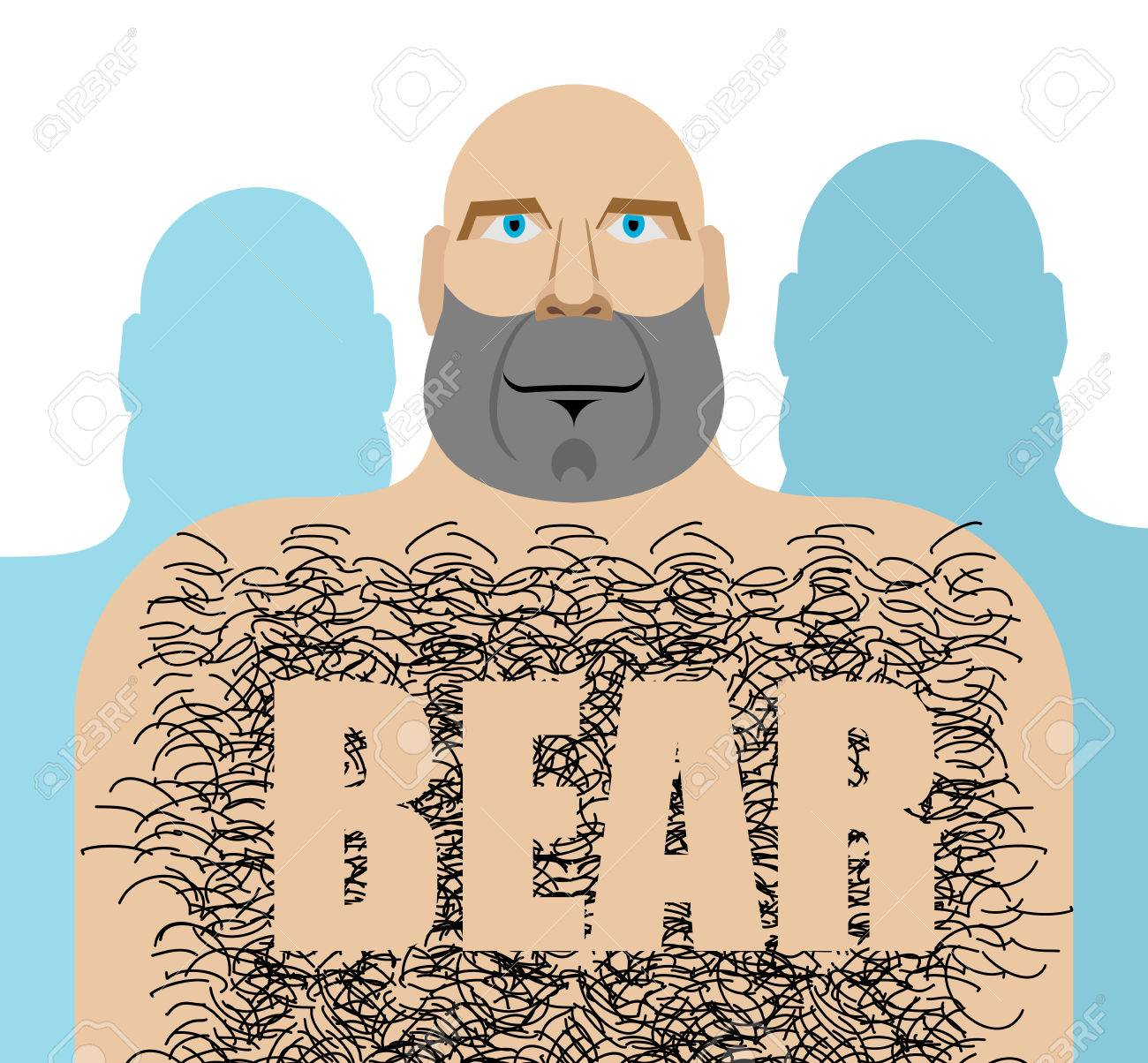 Free hairy gay men