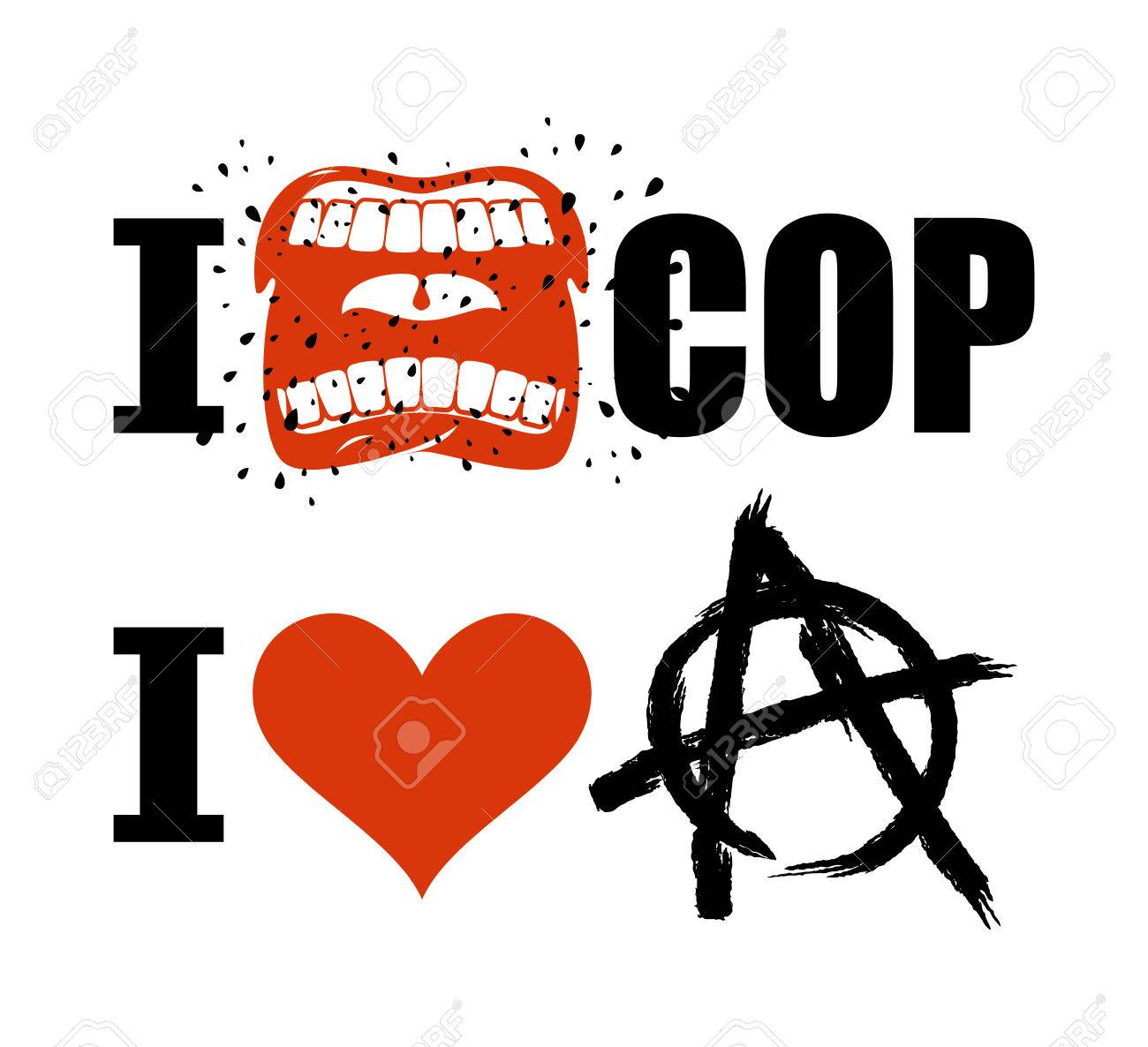 I hate cop loud cry of sign of aggression and hatred for police i hate cop loud cry of sign of aggression and hatred for police i buycottarizona