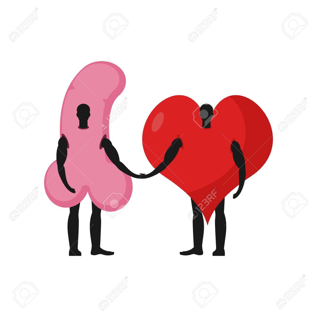 Секс сердце