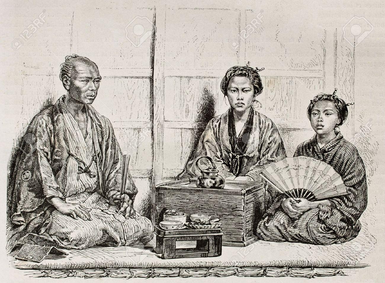 نقش خانواده در ژاپن باستان