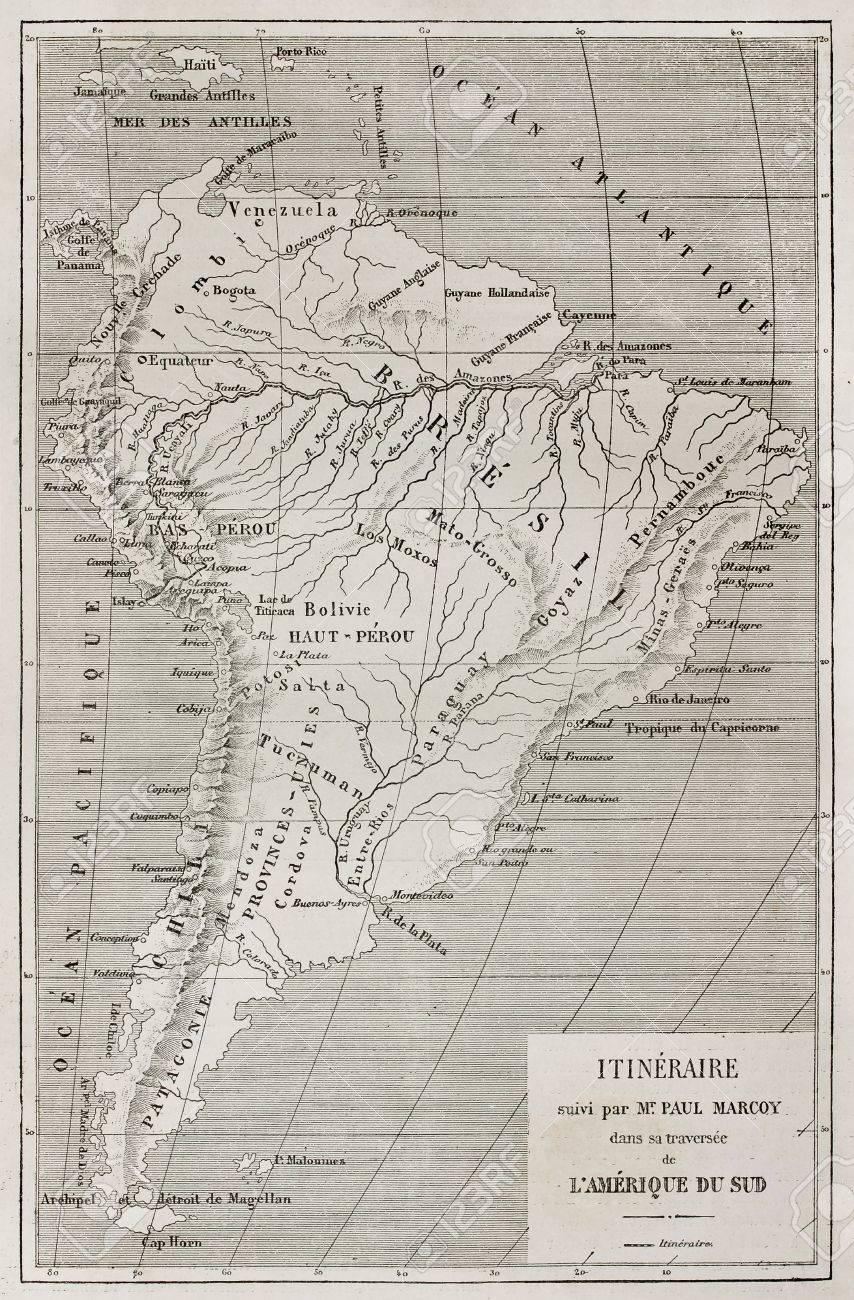 アマゾン 川 地図