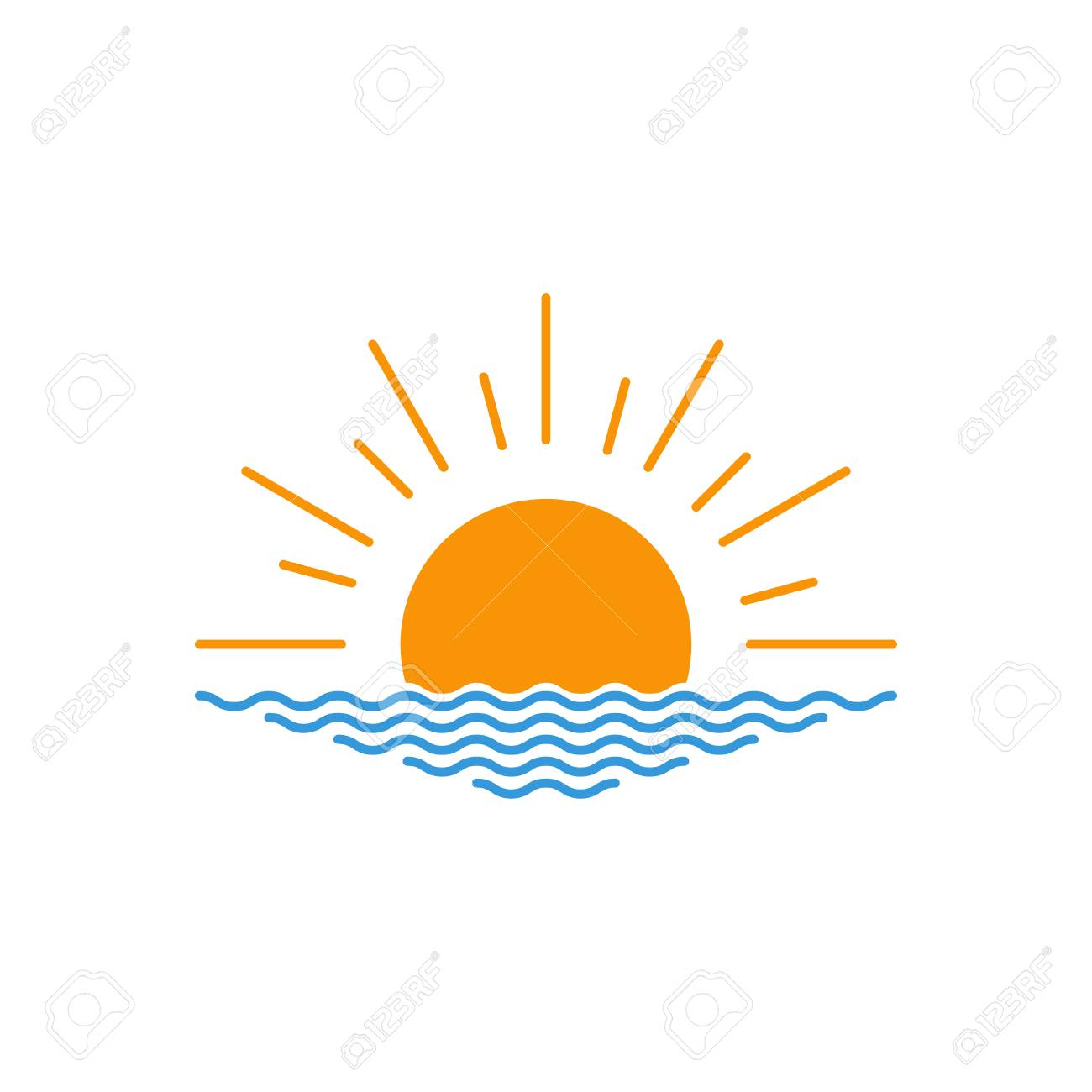 vector sunset or sunrise icon vector sunset or sunrise icon royalty free cliparts vectors and stock illustration image 61244497 vector sunset or sunrise icon vector sunset or sunrise icon