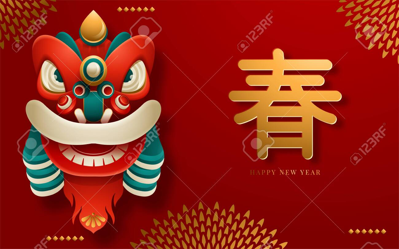 happy new year 2020 chinese new year the year of the rat translation royalty free cliparts vectors and stock illustration image 133304112 123rf com