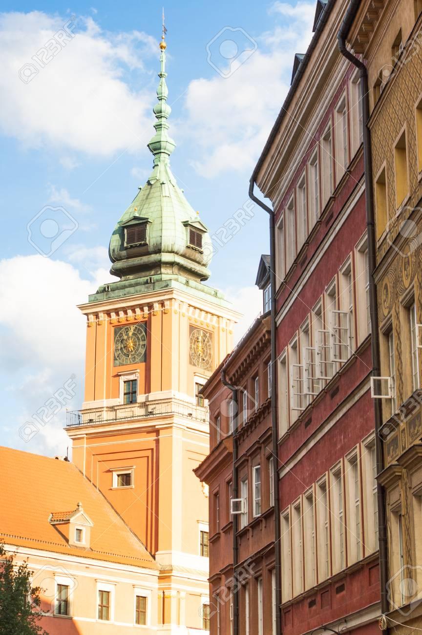 Polish famous historical place. Tourism in European. - 106023672