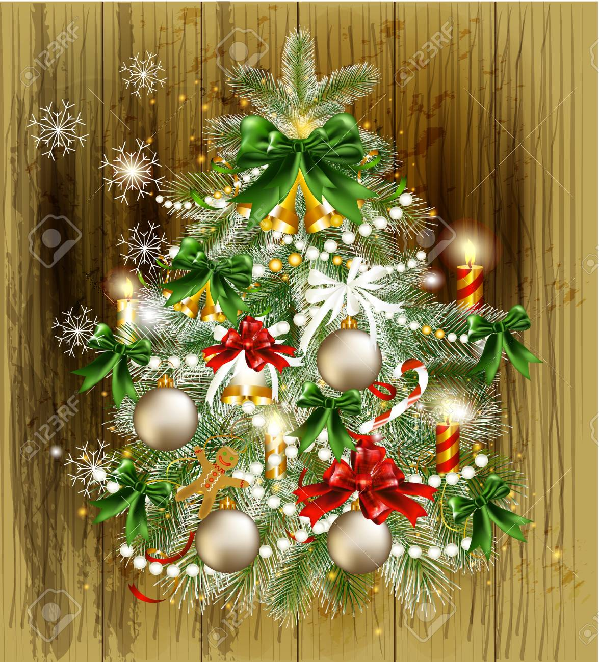 Christmas vector Stock Vector - 16483688